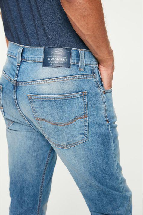 Calca-Jeans-Clara-Cintura-Alta-Masculina-Detalhe-2--