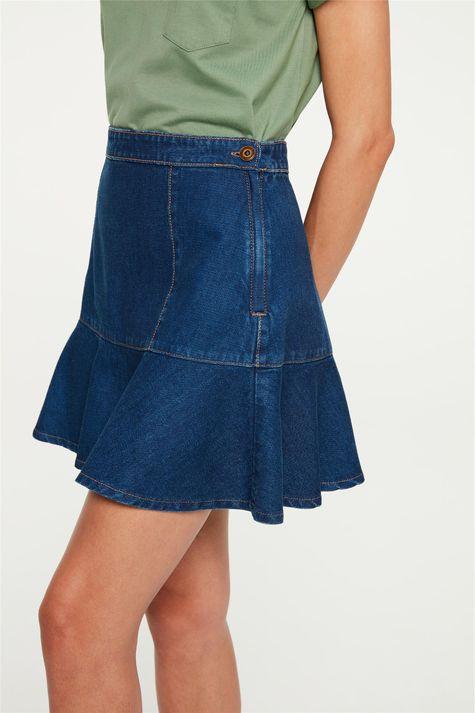 Saia-Jeans-Mini-Peplum-com-Recortes-Detalhe--