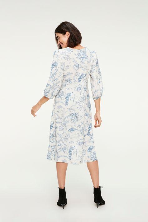 Vestido-Midi-Mangas-3-4-e-Estampa-Floral-Costas--