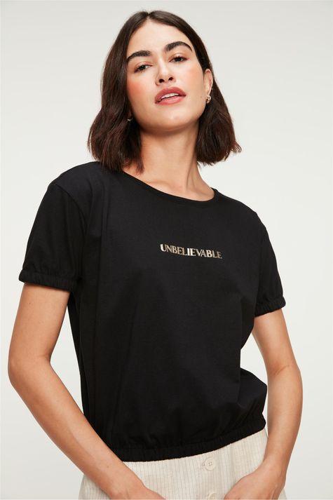 Camiseta-Cropped-Estampa-Unbelievable-Frente--
