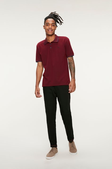 Camisa-Polo-de-Manga-Curta-Masculina-Detalhe-1--