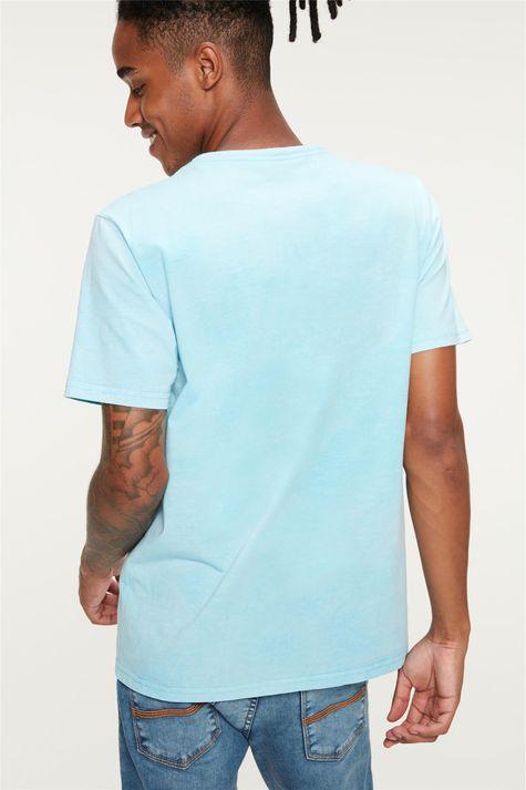 Camiseta-Lisa-com-Cordao-Masculina-Costas--