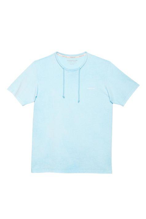 Camiseta-Lisa-com-Cordao-Masculina-Detalhe-Still--