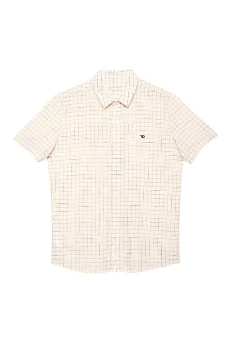 Camisa-Manga-Curta-Xadrez-Amarelo-Claro-Detalhe-Still--
