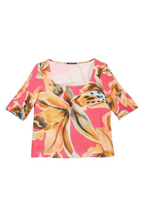 Blusa-Decote-Quadrado-Estampa-Floral-Detalhe-Still--