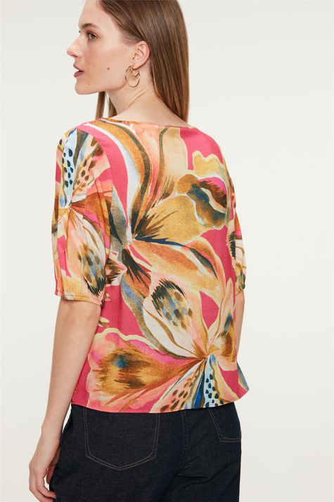 Blusa-Decote-Quadrado-Estampa-Floral-Costas--