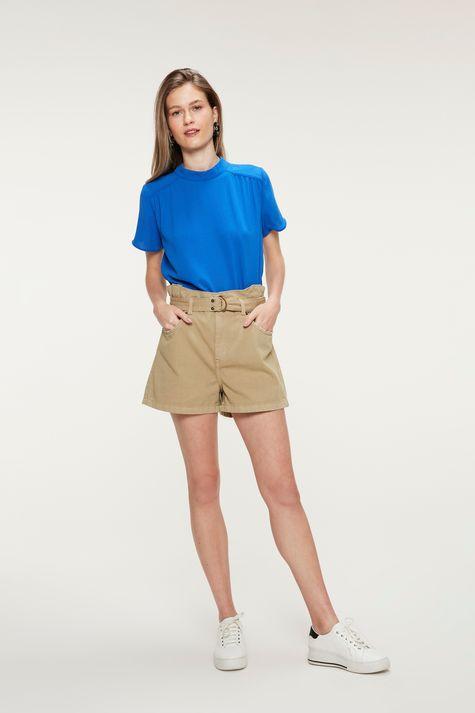 Blusa-com-Franzidos-na-Frente-Azul-Detalhe-3--