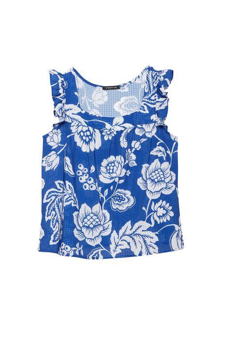 Blusa-Solta-com-Estampa-Floral-Azul-Detalhe-Still--