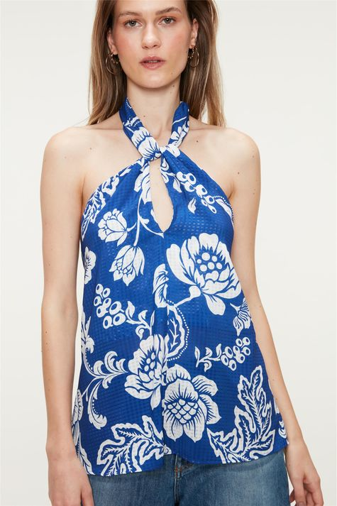 Blusa-Frente-Unica-Estampa-Floral-Azul-Frente--