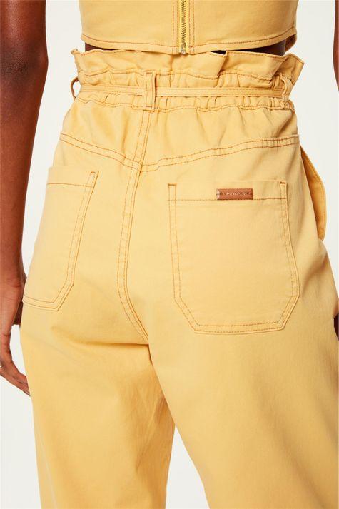 Calca-Paperbag-Cropped-Amarela-Detalhe-1--