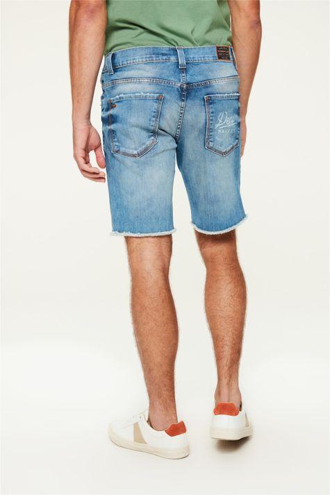 Bermuda-Jeans-Reta-Barra-Desfiada-C25-Costas--