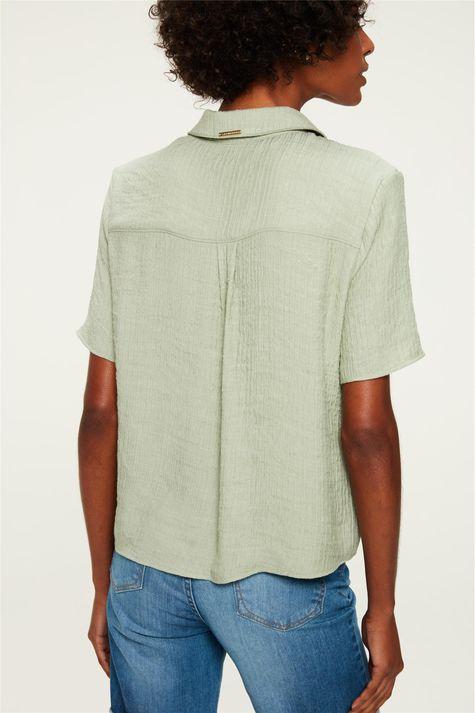 Camisa-Manga-Curta-com-Textura-Costas--