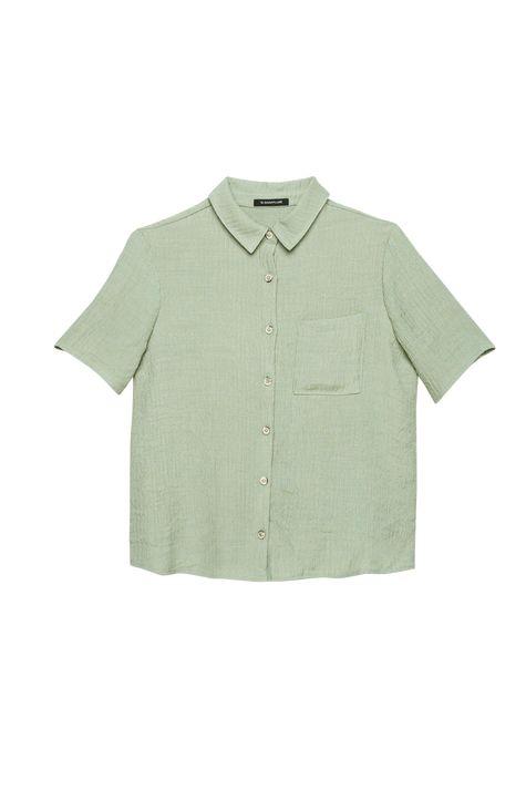 Camisa-Manga-Curta-com-Textura-Detalhe-Still--