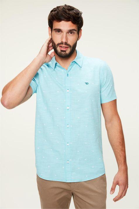 Camisa-de-Algodao-com-Estampa-Azul-Claro-Detalhe--