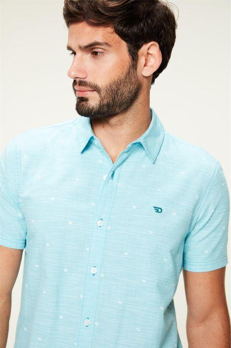 Camisa-de-Algodao-com-Estampa-Azul-Claro-Detalhe-1--