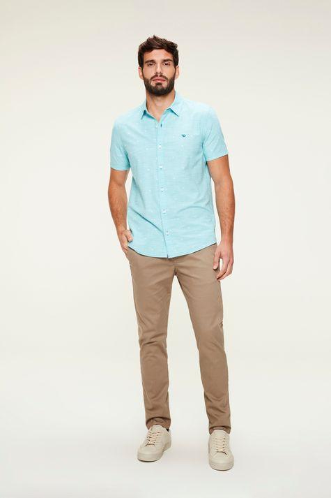 Camisa-de-Algodao-com-Estampa-Azul-Claro-Detalhe-2--