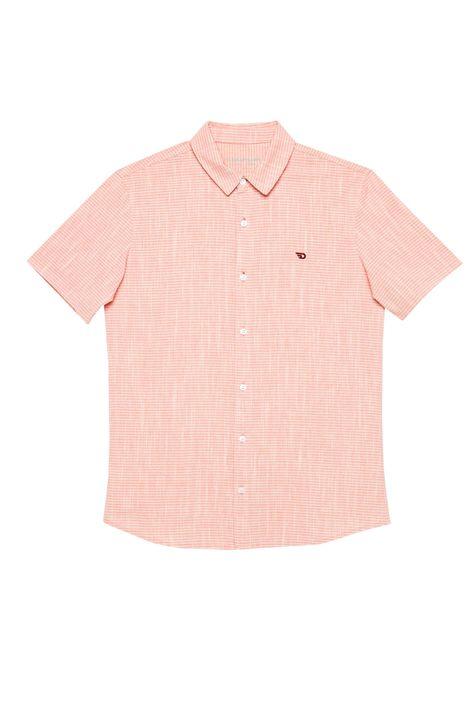 Camisa-de-Algodao-Listrada-Manga-Curta-Detalhe-Still--