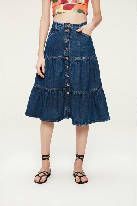 Saia-Jeans-Midi-com-Recortes-e-Botoes-Detalhe--