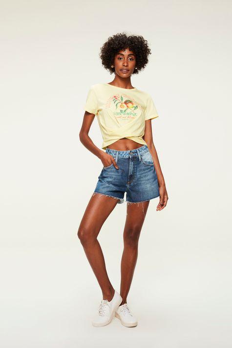 Short-Jeans-Cintura-Alta-com-Marcacoes-Frente--