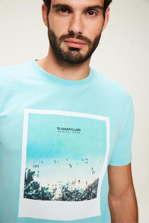 Camiseta-Estampa-Fotografia-Masculina-Detalhe--