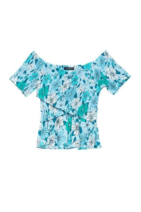 Blusa-Transpassada-Estampa-Floral-Azul-Detalhe-Still--