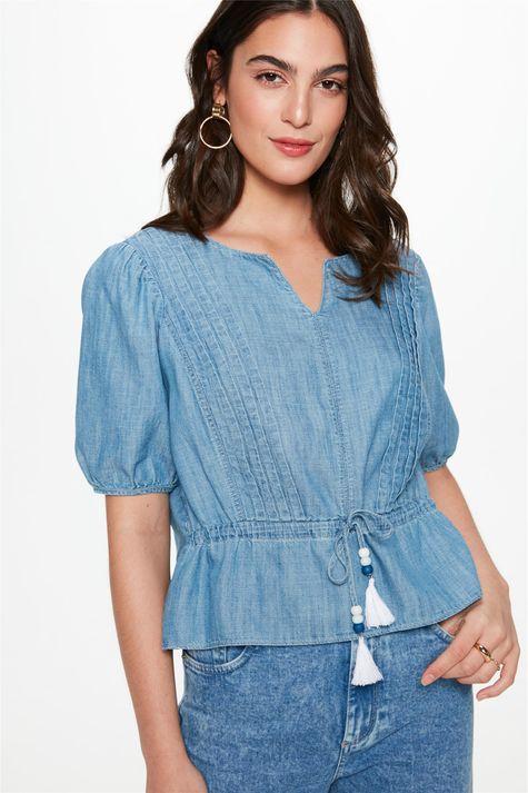 Blusa-Jeans-com-Amarracao-na-Cintura-Detalhe--