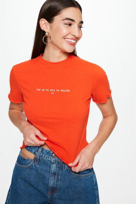 Camiseta-Estampa-Its-Up-To-You-Decide-Frente--