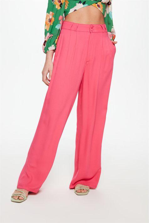 Calca-Pantalona-Cintura-Alta-C1-Rosa-Detalhe--