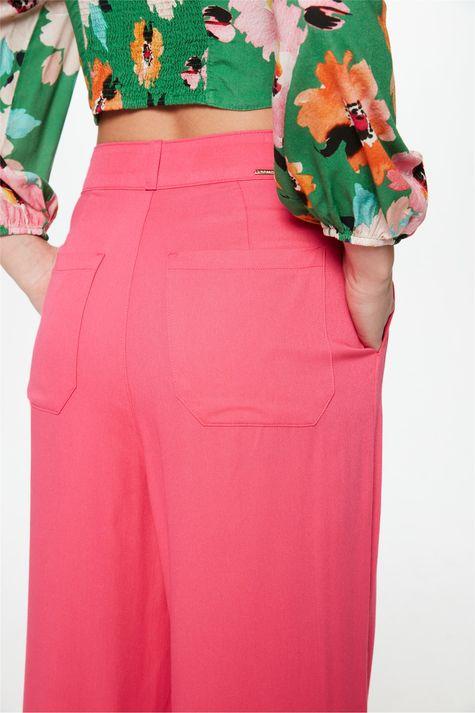 Calca-Pantalona-Cintura-Alta-C1-Rosa-Detalhe-2--