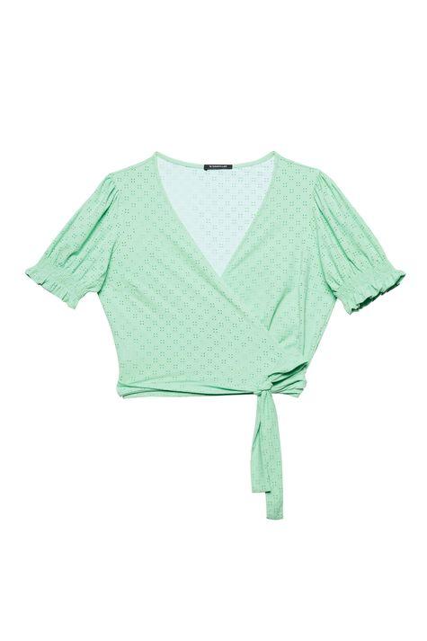 Blusa-Transpassada-com-Textura-de-Laise-Detalhe-Still--
