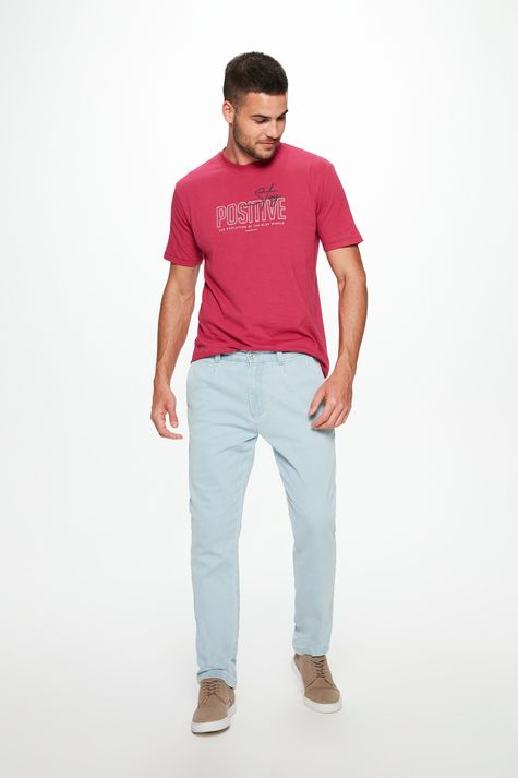 Calca-Jeans-Claro-Chino-C1-Masculina-Frente--