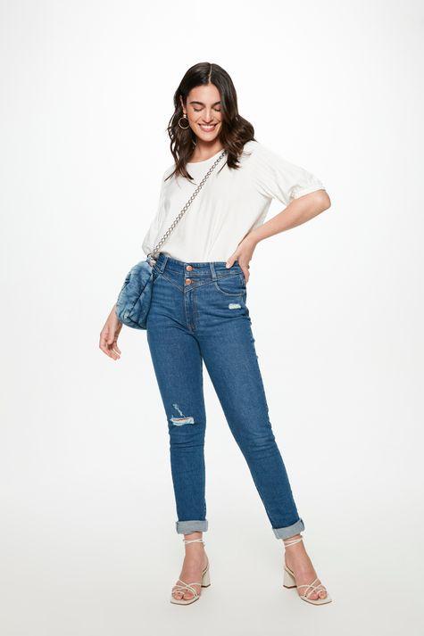 Calca-Jeans-Skinny-com-Recorte-Feminina-Detalhe-2--