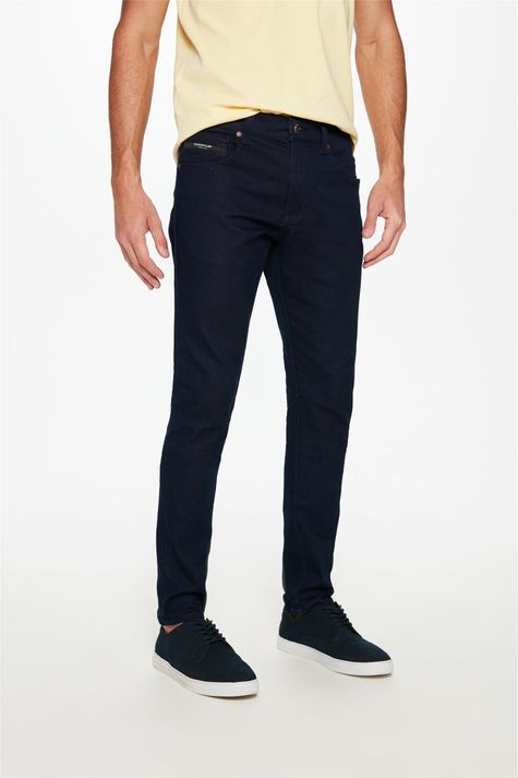 Calca-Jeans-Azul-Escuro-Super-Skinny-C2-Costas--