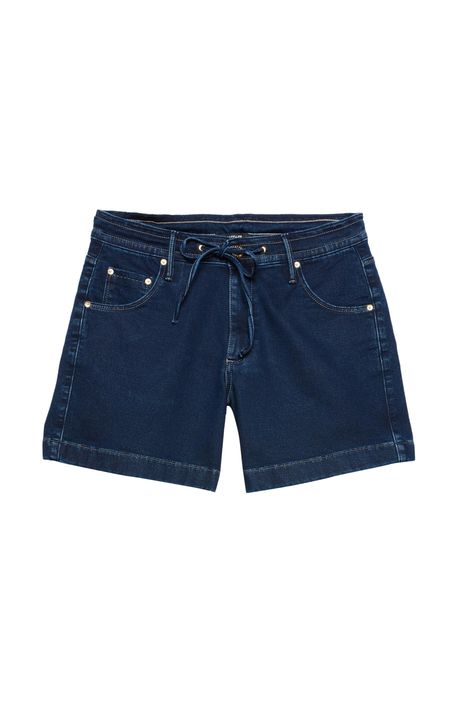 Bermuda-Jeans-Escuro-Jogger-C15-Feminina-Detalhe-Still--