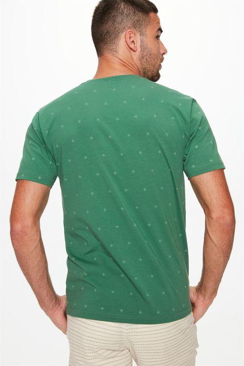 Camiseta-com-Silk-de-Repeticao-Masculina-Costas--