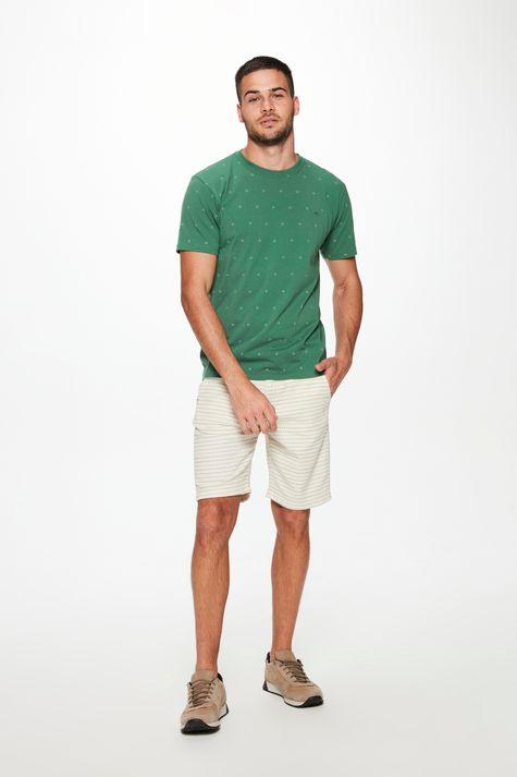 Camiseta-com-Silk-de-Repeticao-Masculina-Detalhe-2--