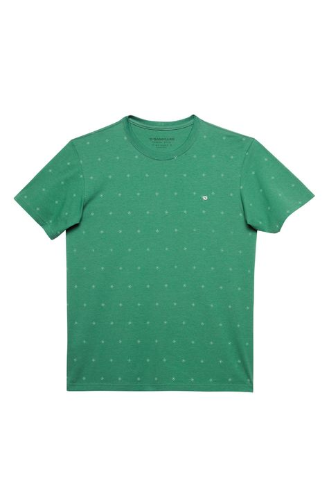 Camiseta-com-Silk-de-Repeticao-Masculina-Detalhe-Still--