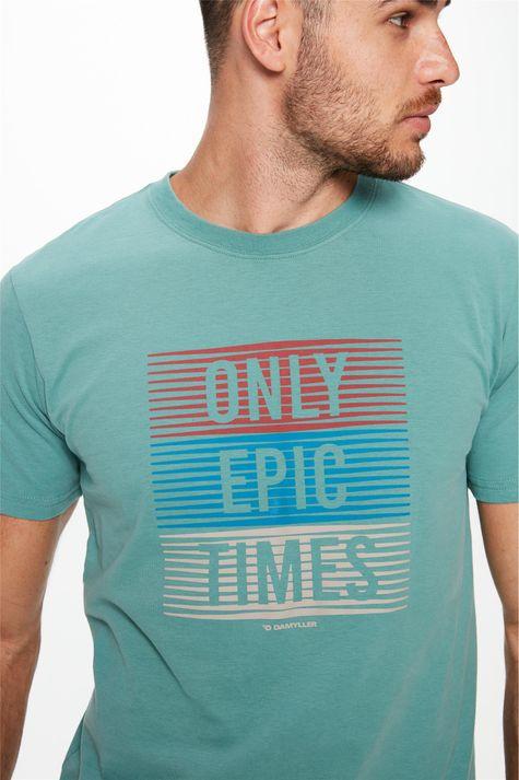 Camiseta-com-Estampa-Only-Epic-Times-Detalhe--