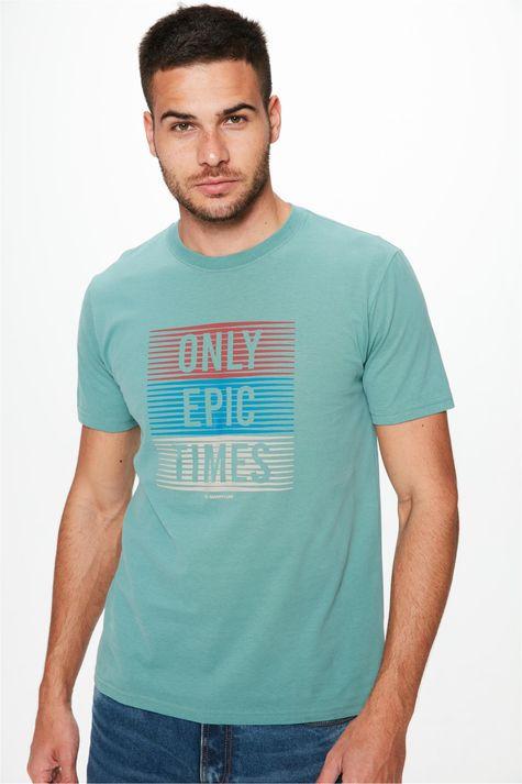 Camiseta-com-Estampa-Only-Epic-Times-Frente--
