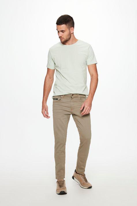 Calca-Super-Skinny-Verde-Oliva-Masculina-Detalhe-3--