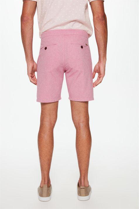 Bermuda-Jogger-C20-Rosa-Masculina-Costas--
