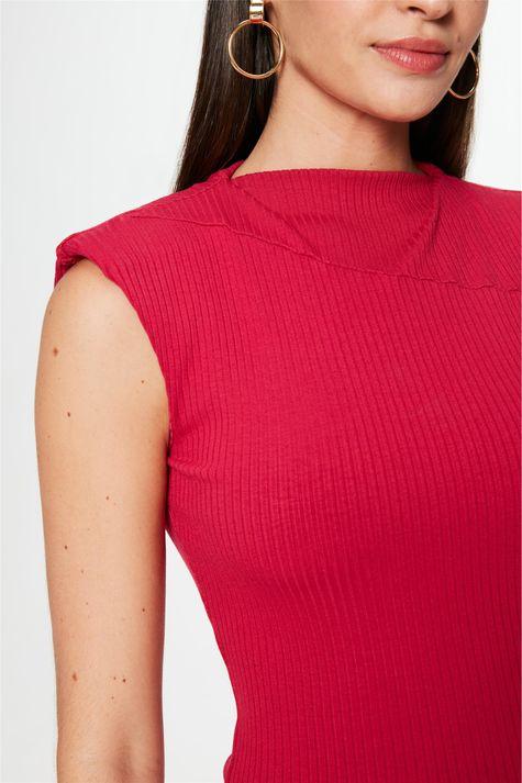 Vestido-Muscle-Midi-com-Fendas-Canelado-Detalhe--