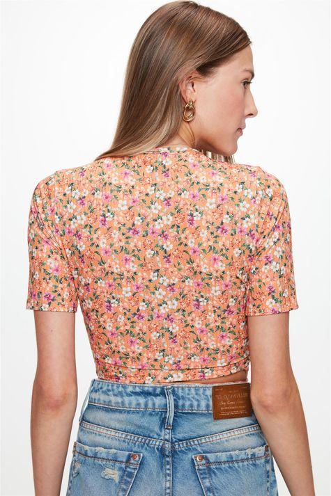 Blusa-Canelada-Transpassada-Floral-Mini-Costas--