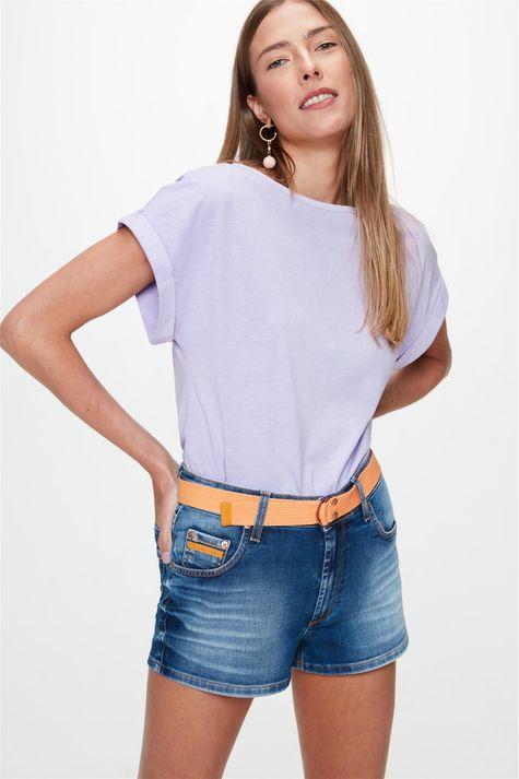 Short-Jeans-Medio-Curto-Justo-com-Cinto-Frente--