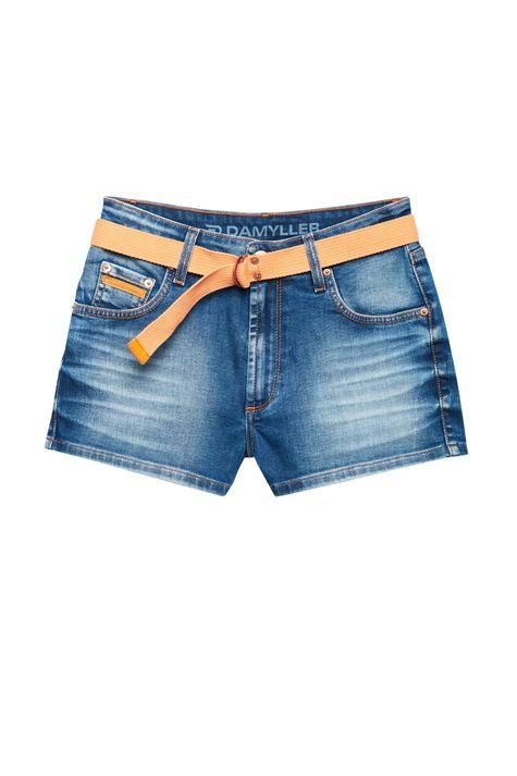 Short-Jeans-Medio-Curto-Justo-com-Cinto-Detalhe-Still--
