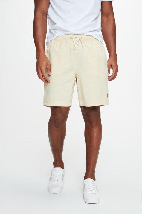 Bermuda-Jogger-com-Estampa-C18-Masculina-Detalhe--