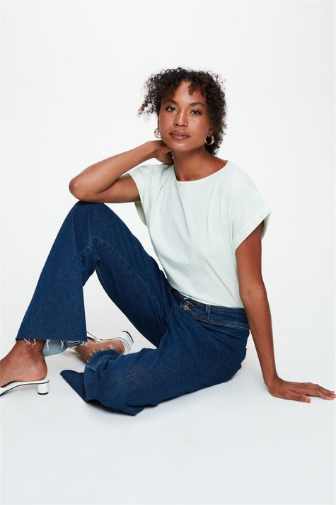 Calca-Jeans-Azul-Escuro-Wide-Leg-C1-Frente--