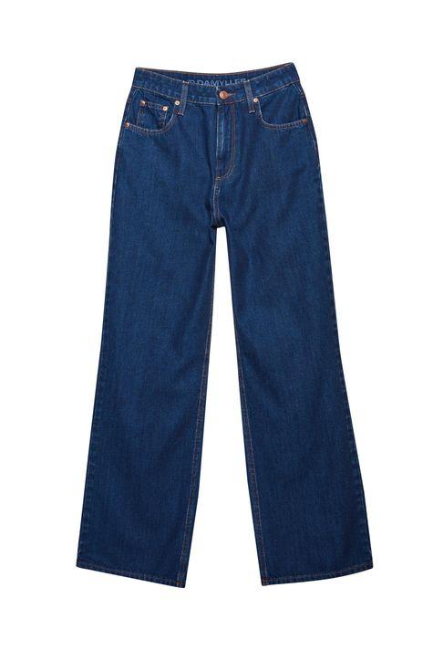 Calca-Jeans-Medio-Wide-Leg-Cintura-Alta-Detalhe-Still--