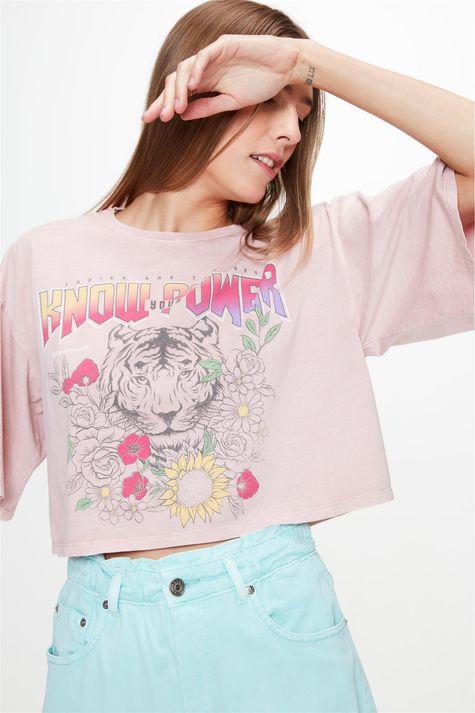 Camiseta-Cropped-Estampa-Know-Your-Power-Frente--