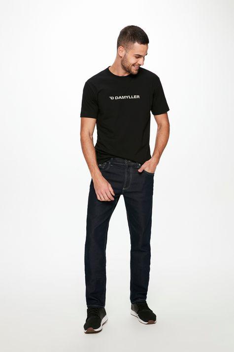 Calca-Jeans-Escuro-Slim-C3-Masculina-Frente--